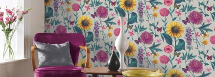 Papel pintado Bloom Arthouse