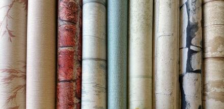 Papel pintado texturas naturales