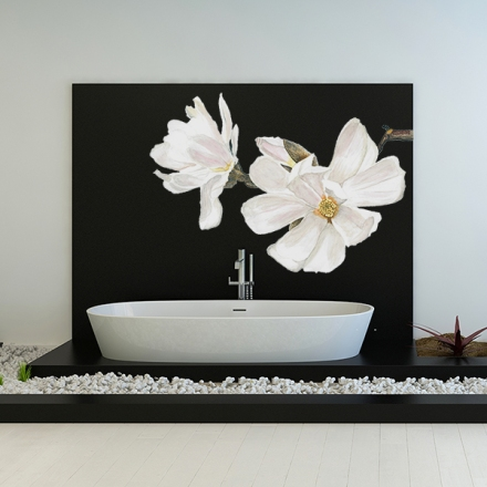 Vinilo Floral 1005
