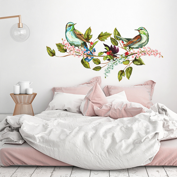 Vinilo Floral 1013