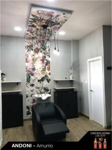 Fotomural floral papel pintado barcelona