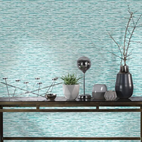 Papel pintado efecto texturizado